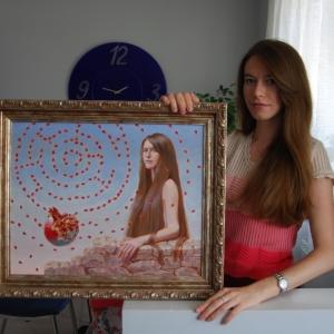 Катя, 2011