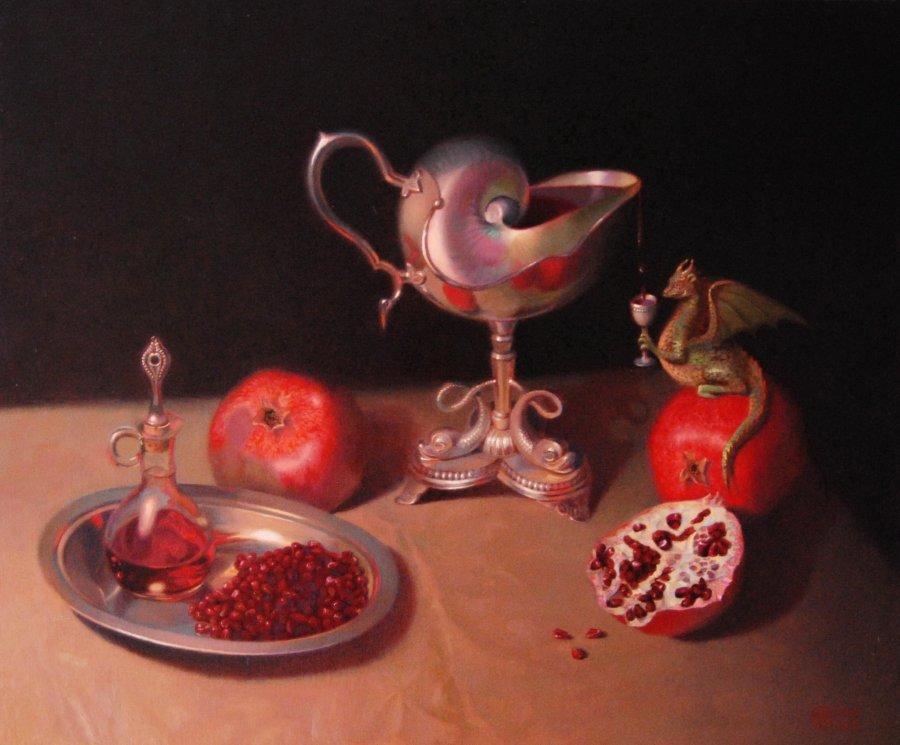 The elixir.oil/canvas.50х60.2014.